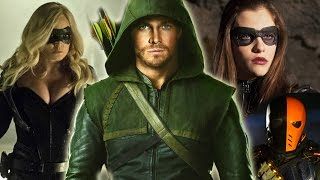 CW's Arrow is one of the most popular superhero TV shows and this visual essay examines exactly why those first two seasons starring Stephen Amell as the Green Arrow are still the best, and compares it to the rest of the show, including Season 5. From Black Canary, to Felicity, to Huntress, to Deathstroke, to Prometheus, all the key elements that make Arrow the great show that it is are analyzed! Brought to you by the same guy who did Why Green Arrow is Batman on CW's Arrow, the Batman Warehouse Fight Scene Breakdown from Batman vs Superman and How many fighting styles does Batman know! Subscribe for more! Want more analytical videos? Check out my playlist! https://www.youtube.com/playlist?list=PLEGMqA6EvzxnBiPhTMzRex0NPmj32wIaD