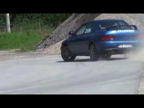 Dariusz Klag – Subaru Impreza GT