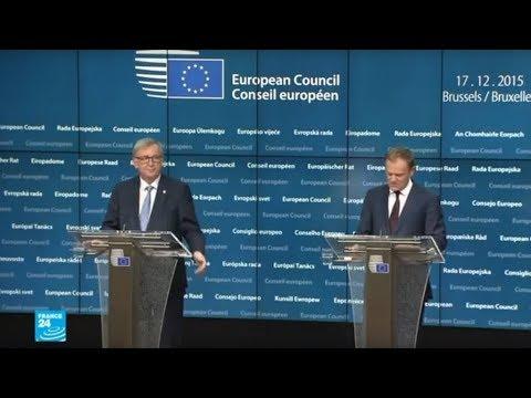 العرب اليوم - شاهد: الاتحاد الأوروبي يهدد ترامب بفرض رسوم جمركية على سلع أميركية