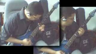 Metallica - My Apocalypse cover all guitars w/solo