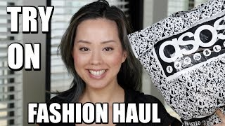 Thank's for watching today's try on fashion haul. I recently placed an online order at revolve and asos. Watch as I unbox ...