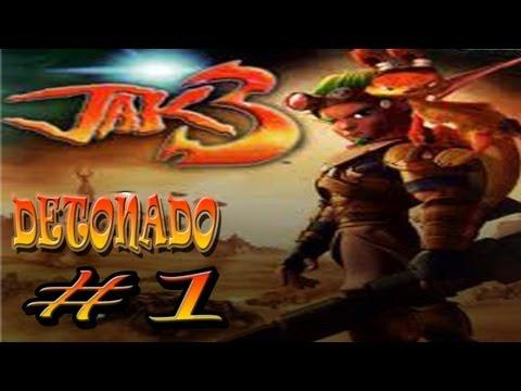 [DETONADO] 1# Jak 3 (Melhor jogo de PS2)