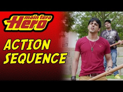 Download Scene From Main Tera Hero | Action Sequence - 2 HD Mp4 3GP Video and MP3