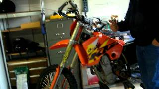 8. KTM idle issues