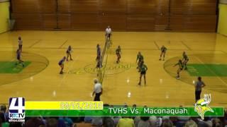 TVHS Vikings Volleyball vs. Maconaquah