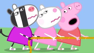 Video Peppa Pig Episodes | NEW compilation 8 | 1 HOUR | Cartoons for Children MP3, 3GP, MP4, WEBM, AVI, FLV Januari 2018