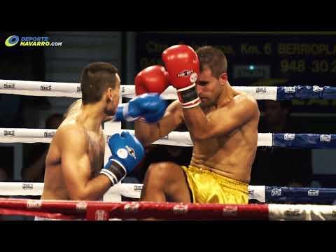 Adrian Rebole vs Alex Garcia 1