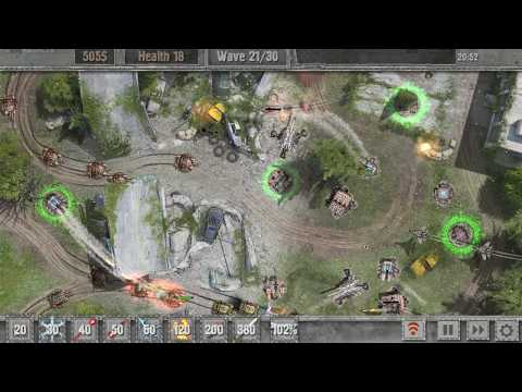 Video of Defense zone 2 HD