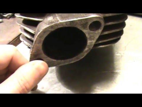 Расточка цилиндров своими руками иж юпитер 5