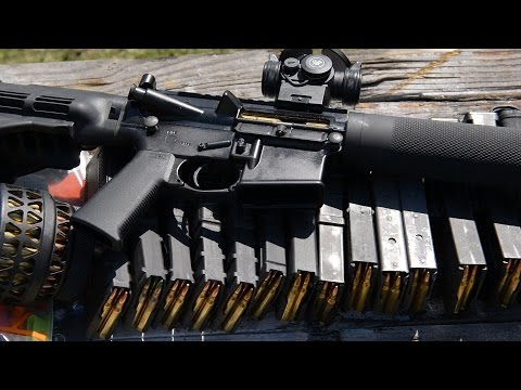 Magazine - In this video, we test various AR-15 magazines for function in order to find the top contenders for an upcoming magazine torture test. The magazines tested i...