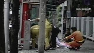 Iranian man injured by own bomb In Bangkok