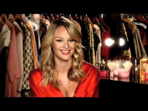 Victoria's Secret – Candice's Video Diary