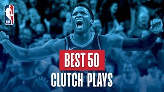 Video Best 50 Clutch Plays: 2018 NBA Season MP3, 3GP, MP4, WEBM, AVI, FLV Desember 2018