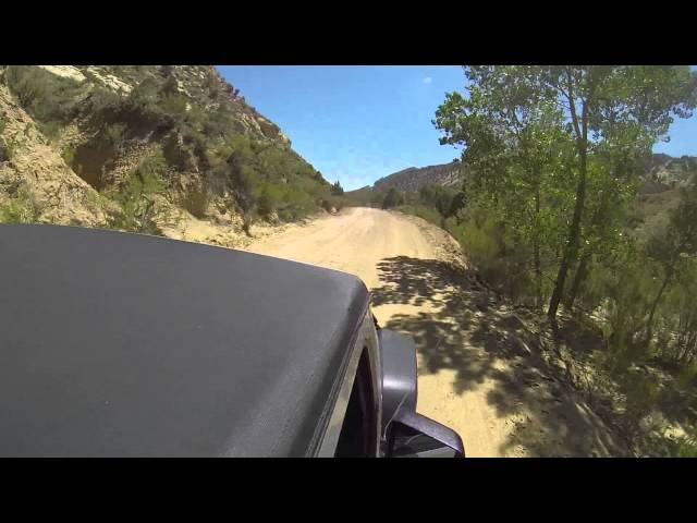 Cottonwood Canyon Road – Grand Staircase Escalante National Monument, Utah