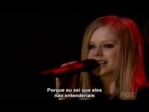 Tekst piosenki Avril Lavigne - Iris po polsku