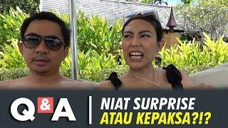 Video Q&A | NIAT SURPRISE ATAU KEPAKSA ?!? MP3, 3GP, MP4, WEBM, AVI, FLV Agustus 2019