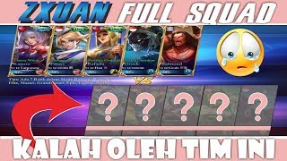 Download Video Squad Tz. Zxuan Dikalahkan Oleh Tim Ini! MP3 3GP MP4