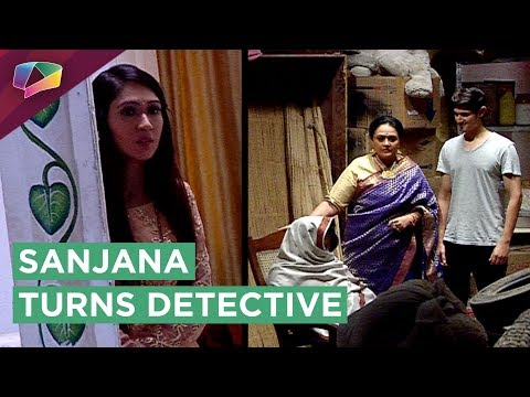 Sanjana Tries to Spy On Sameer| FAILS? | Sasural S
