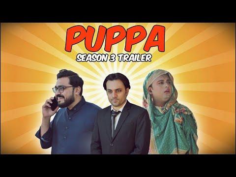 PUPPA SEASON 3 | Official Trailer | Web Series | The Idiotz