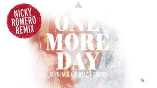 Video Afrojack x Jewelz & Sparks – One More Day (Nicky Romero Remix) MP3, 3GP, MP4, WEBM, AVI, FLV Juni 2018