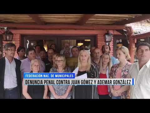 Valeria Ripoll informó que se presentará una demanda penal contra el ex presidente de ADEOMS.