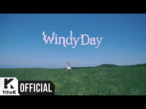 It's a 'Windy Day' with Oh My Girl!