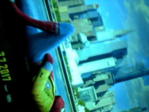 Костюм человека паука - DomaVideo.Ru
