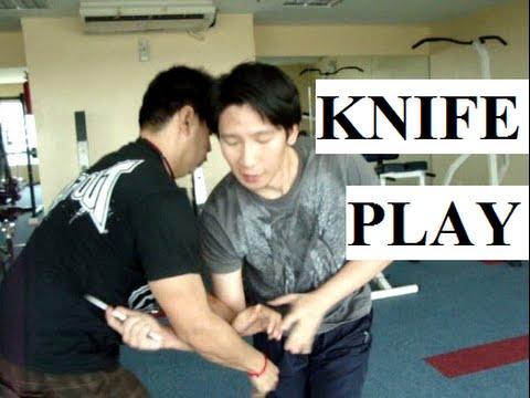 Филиппинское искусство убивать: ножевой бой Кали