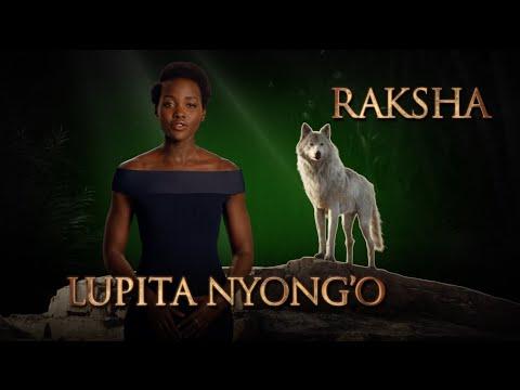 The Jungle Book (Lupita Nyong'o is Raksha Spot)