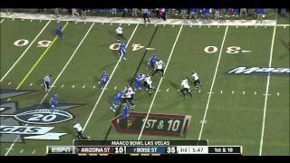 Gerrell Robinson vs Boise State 2011 vs  (2011)