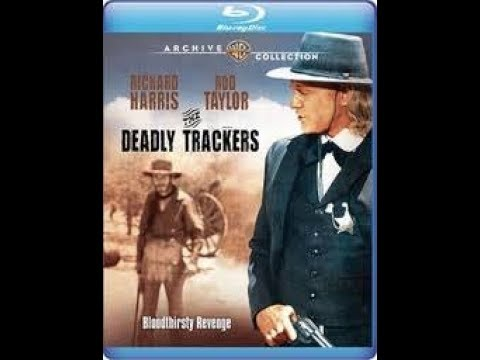 The Deadly Trackers: Movie Review (Warner Archive)