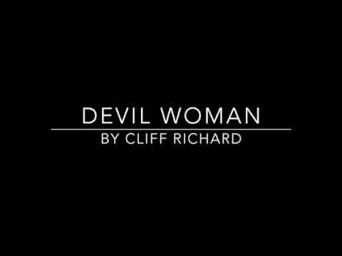 Devil Woman By Cliff Richard (Lyrics)