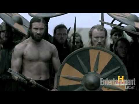 Vikings 2.01 Clip 1