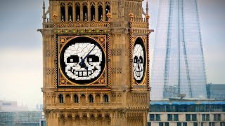 "Video Megabongvania | Big Ben plays ""Megalovania"" from Undertale one more time MP3, 3GP, MP4, WEBM, AVI, FLV Mei 2018"