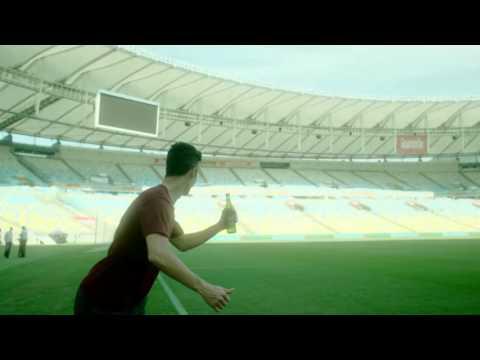 Heineken® #CHAMPIONTHEMATCH with Luis Garcia 1