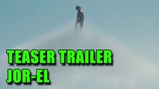 L'Uomo d'Acciaio - Teaser Trailer Ufficiale: Jor-El | HD