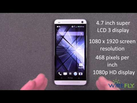 HTC One Quick Look With Sample Photos & Video by Wirefly