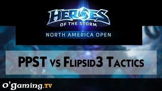 PPST vs FlipSid3 Tactics - Road to Blizzcon - NA Open - Qualifiers Day 1