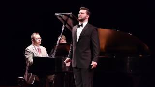 Andrew Manea – 2016 Cooper-Bing Vocal Competition