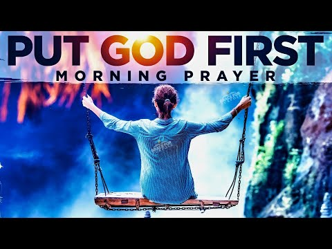 I SURRENDER GOD | A Powerful Morning Prayer To Start Your Day