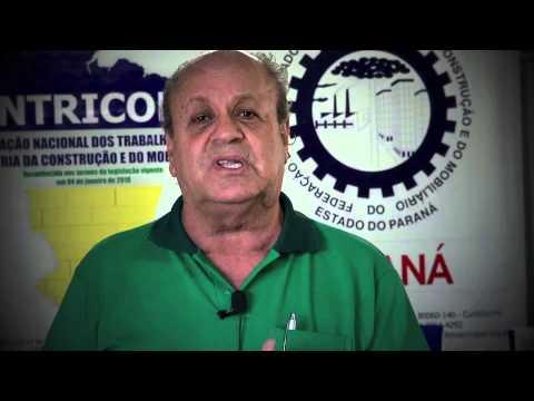 Presidente Jorge Moraes fala direto do 24� Semin�rio da Fetraconspar