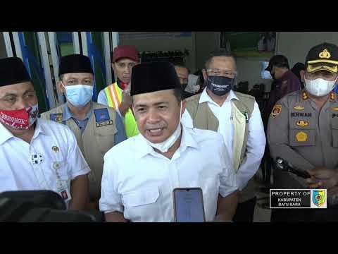 KSJ Kabupaten Batu Bara menerima Bantuan Paket Sembako Dan Alat APD Medis dari Karyawan PT. Inalum