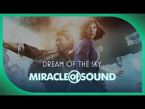 Tekst piosenki Miracle Of Sound - Dream of the Sky po polsku