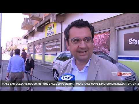 VIALE SAN LAZZARO, RUCCO RISPONDE ALLE OPPOSIZIONI: «MENO FAKE NEWS E PIU' CONCRETEZZA» | 07/07/2020