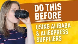 Video 5 Things to Do BEFORE Working With Chinese Dropshippers & Suppliers (Aliexpress & Alibaba Tips) MP3, 3GP, MP4, WEBM, AVI, FLV Maret 2019