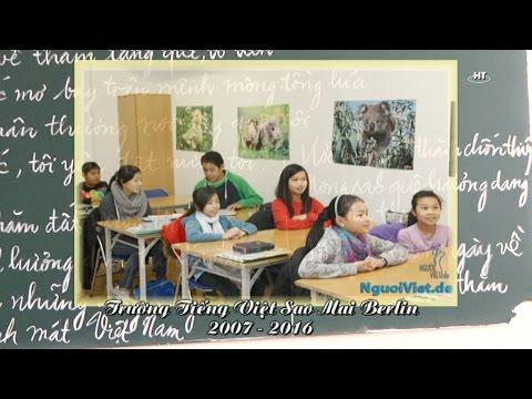 10 năm Trường tiếng Việt Sao Mai Berlin