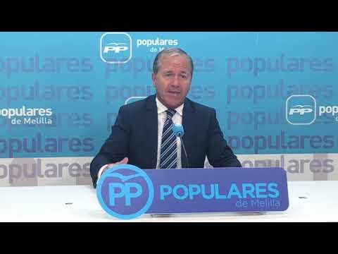 A lo único que se está limitando el PSOE de Melilla es a imitar a Pedro Sánchez