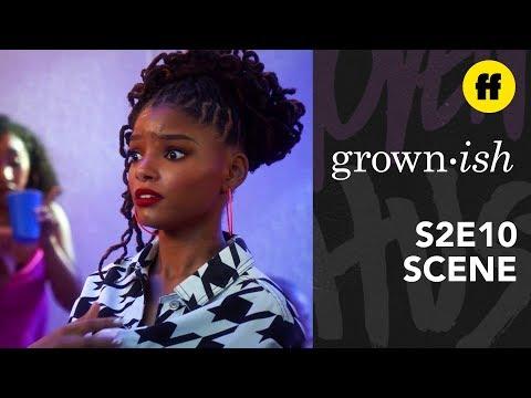 grown-ish Season 2, Episode 10 | Jazz Has a Breakdown on Instagram Live | Freeform