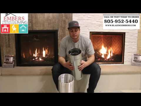B Vent vs  Direct Vent Gas Fireplaces and Furnaces