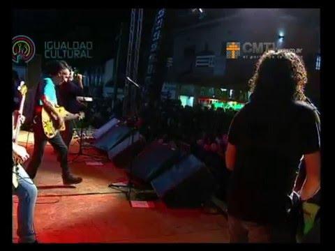 La Franela video Lo que me mata - La Lucila del Mar - Febrero 2013
